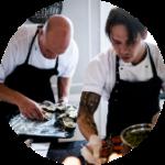 Cocineros y  restauración