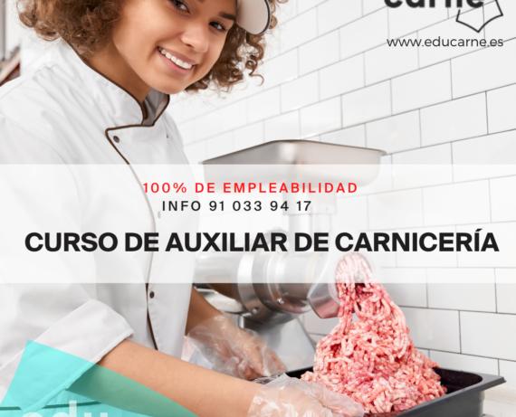 AUXILIAR DE CARNICERÍA