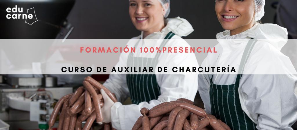 AUXILIAR CHARCUTERÍA
